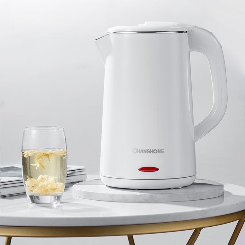 Changhong Nồi lẩu điện, đa năng, bếp và vỉ nướng công suất lớn tích hợp cách nhà ấm đun nước ấm đun