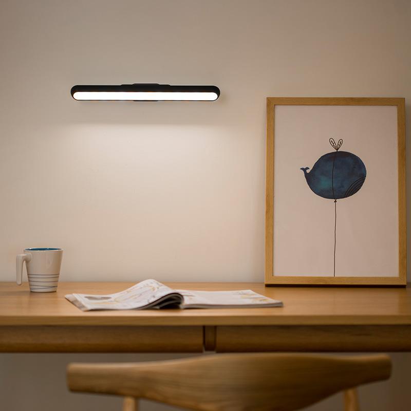 Onefire Đèn điện, đèn sạc Sáng tạo led bảo vệ mắt đèn bàn đọc đèn sinh viên ký túc xá dải đèn sạc sạ