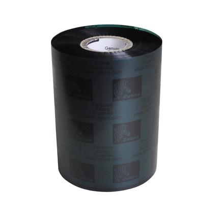 ZEBRA Ruy băng than Zebra A5095BK ruy băng nhựa 89mm * 450m mã vạch máy in nhãn dán ruy băng