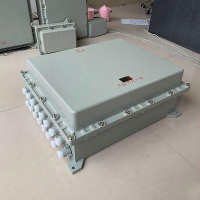 Hộp phân phối điện Nhà máy trực tiếp hộp phân phối chống cháy nổ / hộp điều khiển điện chiếu sáng /
