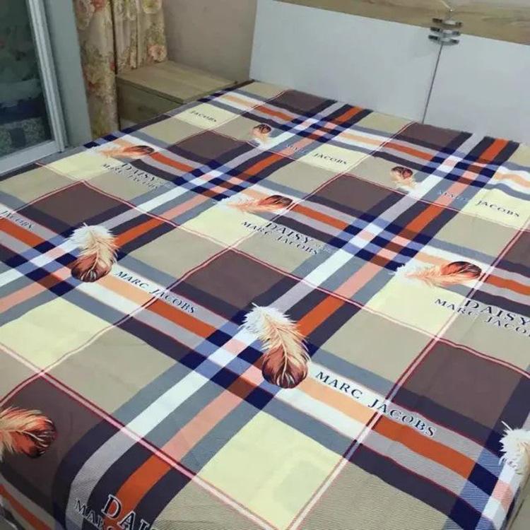 YANZENG Vải cotton pha polyester Polyester vải twill vải pha trộn túi vải bốn mảnh giường nướng lửa
