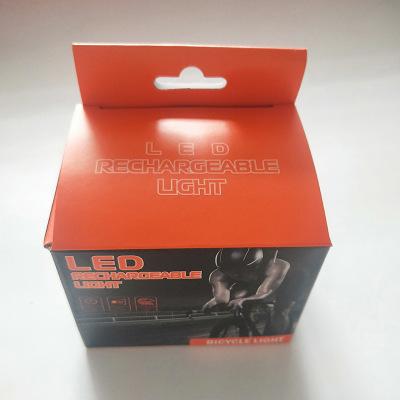 Đèn pha LED không thấm nước mới cho xe đạp leo núi .