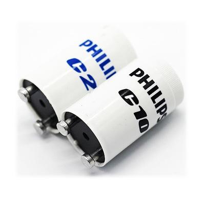 Bộ khởi động động cơ  Bóng đèn huỳnh quang Philips khởi động C10 bóng huỳnh quang gram 4-65w một lần