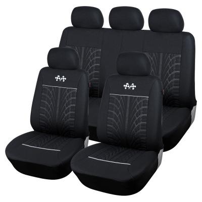AUTOYOUTH Drap bọc ghế xe hơi Ngoại thương phổ quát bao gồm năm chỗ ngồi xe ô tô AliExpress bốn tron