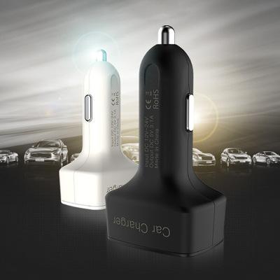 Đầu cắm sạc Mô hình vụ nổ Bộ sạc xe hơi Bộ sạc xe hơi hiển thị điện áp phát hiện nhiệt độ hiện tại 3