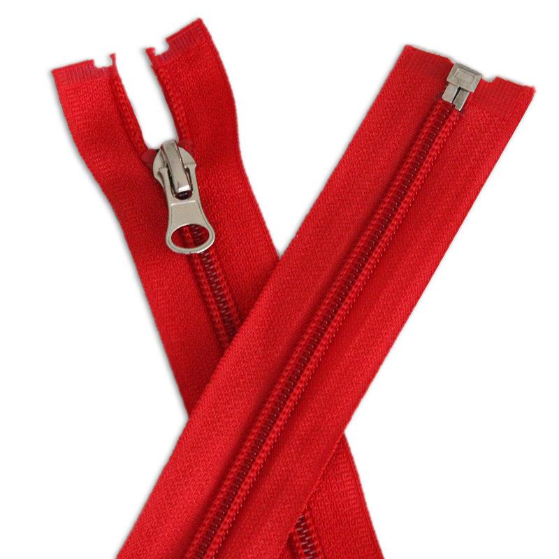 Changtai Dây kéo nhựa dây kéo 3 # nylon mở dây kéo nhựa 5 # dây kéo đuôi mở
