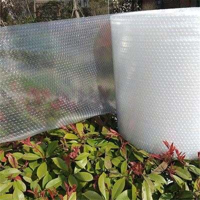 Màng xốp hơi  Màng bong bóng rộng 40cm × 80m dài 2,8 kg dày vừa đóng gói bong bóng giấy bọt chống số
