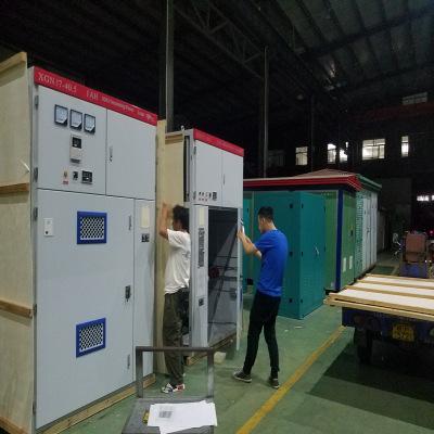 Tủ mạng cabinet Thiết bị đóng cắt cao áp kyn28a-12 Tủ trung tâm hoàn thành phân phối điện tủ điện ky
