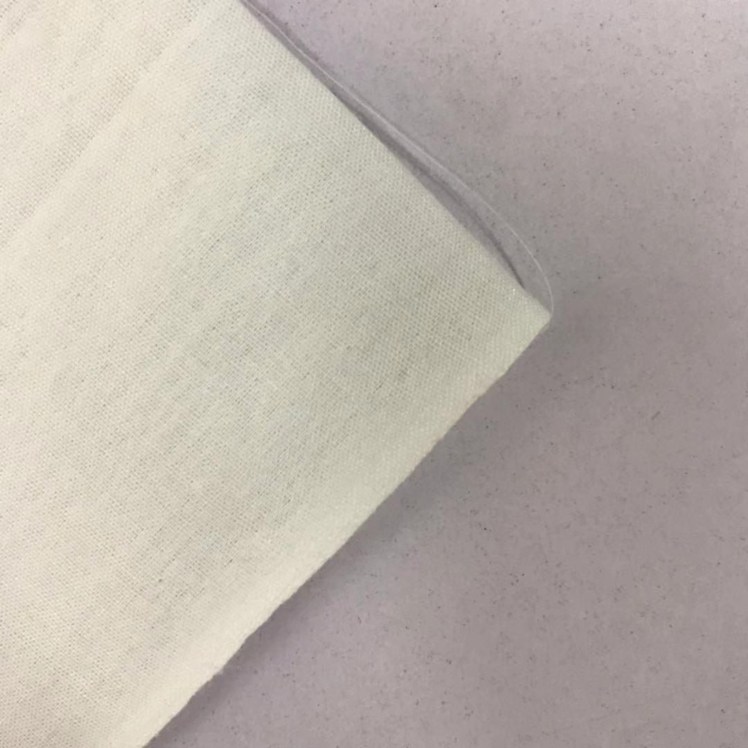 Vải mộc sợi hoá học Nhà máy trực tiếp sợi hóa học lớn 160cm vải màu xám tang lễ hiếu thảo vải hiếu t