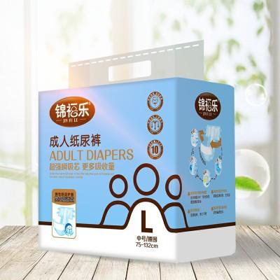 Tả giấy Jin Fule tã người lớn L10 mảnh giấy unisex pad người cao tuổi bán buôn nhà máy bán hàng trực