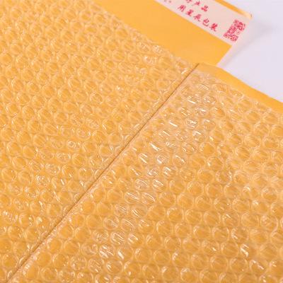 Màng xốp hơi  Nhà sản xuất bong bóng túi phong bì tùy chỉnh dày giấy chống sốc giấy kraft túi màu và