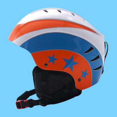 Mũ bảo hiểm xe đạp AIDY nhà máy trực tiếp ABS trẻ em mũ bảo hiểm trượt tuyết mũ bảo hiểm dành cho ng