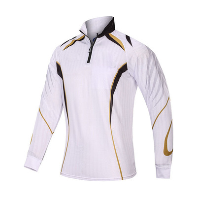 Trang phục xe đạp Nhà máy may mặc Trung Sơn quần áo câu cá tùy chỉnh Lu Yahai kem chống nắng UV bảo