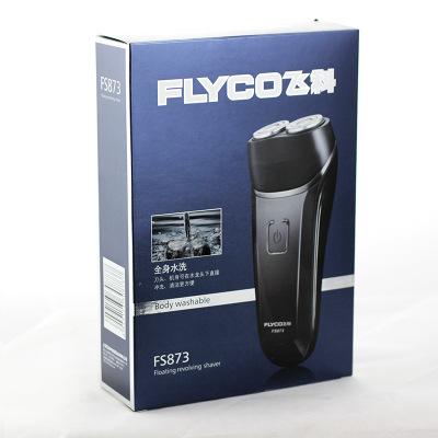 Dao cạo râu  Đại lý Thượng Hải bay dao cạo rửa cơ thể FS873 dao cạo điện có thể sạc lại có thể in LO