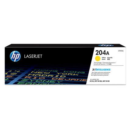 HP Hộp mực  Hộp mực HP gốc 204A màu đen Hộp mực CF510A CF511A CF512A CF513A cho hộp mực màu M54a 154