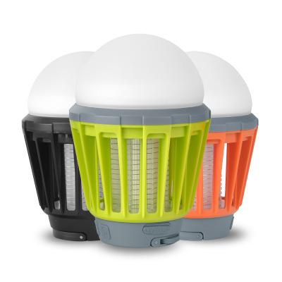 Đèn diệt muỗi  Bẫy muỗi đa chức năng LED diệt muỗi ngoài trời điện giật nhà không bức xạ chống muỗi