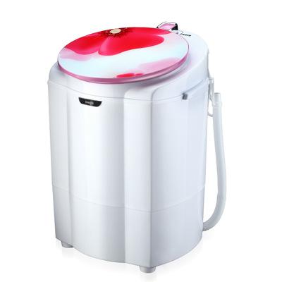 Mixma Máy giặt Máy giặt mini mini bán tự động mini học sinh của bạn đồ lót trẻ em đơn thùng nhỏ giặt
