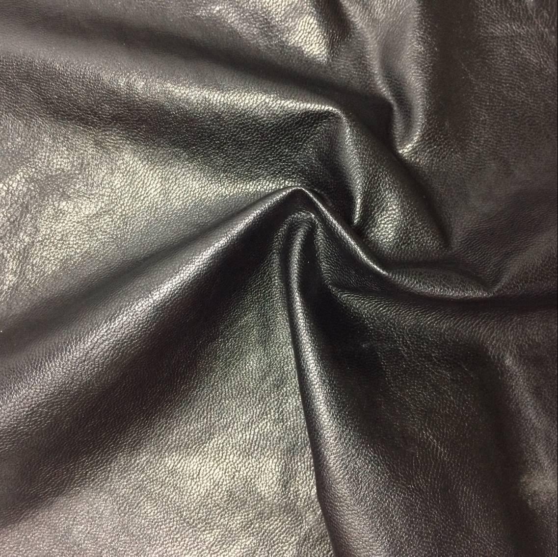 Simili tổng hợp Quần áo lâu năm viền trang trí 0,4 kaimela viscose cừu mẫu mềm chống trầy xước PU mà