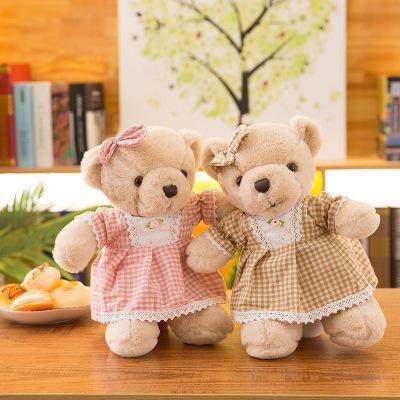 Búp bê vải Nhà máy bán buôn gấu bông ôm gấu đồ chơi sang trọng gấu búp bê búp bê gối búp bê gấu quà