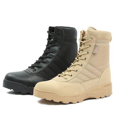 Giày đi bộ Mùa xuân và mùa thu lực lượng đặc biệt giày quân đội nam giải trí ngoài trời chiến đấu ca