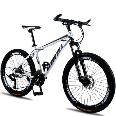 xe đạp leo núi 24/26 inch có phanh giảm xóc .
