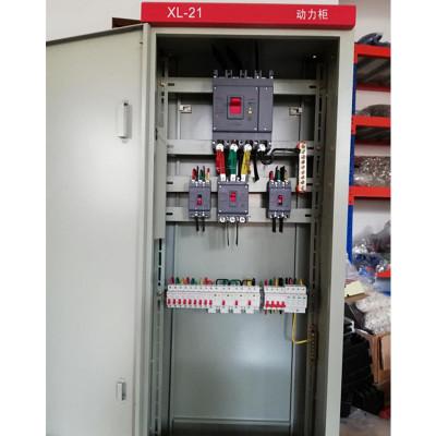 Tủ mạng cabinet Các nhà sản xuất tùy chỉnh điện áp thấp hoàn thành hộp phân phối điều khiển điện côn
