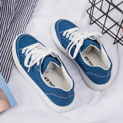 Giày Sneaker / Giày trượt ván Mùa xuân 2019 mới nổi tiếng phiên bản Hàn Quốc mới của chiếc thắt lưng