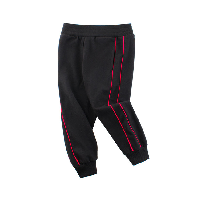 27KIDS Quần áo trẻ em Hàn Quốc mùa thu 2019 quần trẻ em mới thể thao quần bé trai cotton quần bé