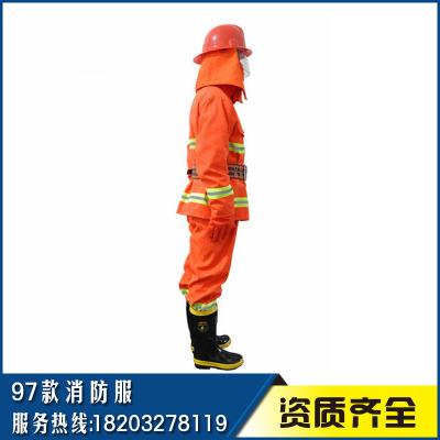 Trang phục chống cháy Dịch vụ chữa cháy 97 phòng cháy chữa cháy quần áo chống cháy quần áo cách nhiệ
