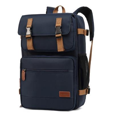 VaLi hành lý Ba lô mới kinh doanh ba lô đa chức năng 17,3 inch usb chéo chéo máy tính túi lớn dung l
