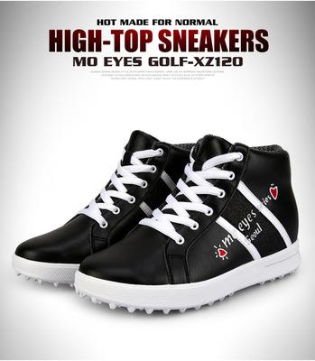 Giày tăng chiều cao Giày golf PGM, giày nữ cao cấp, giày, giày không thấm nước, chất liệu sợi nhỏ mề