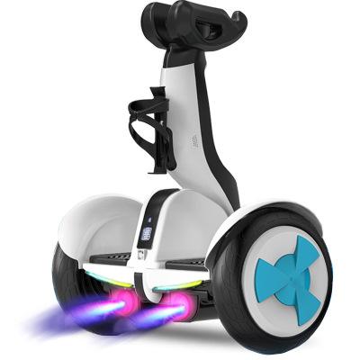 Xe điện 2 bánh tự cân bằng PLUS911 với một nút bấm để theo dõi bình xịt Bluetooth đầy màu sắc cân b