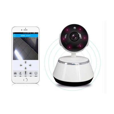 Camera giám sát V380 vệ sinh nhân tạo camera không dây mạng wifi camera giám sát thông minh Camera H