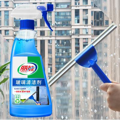 Nước rửa lau kính gia dụng .