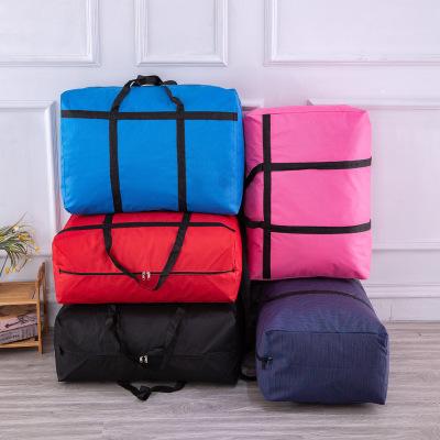 Túi xách du lịch Các nhà sản xuất bán buôn oxford water repellent túi hành lý xách tay công suất lớn