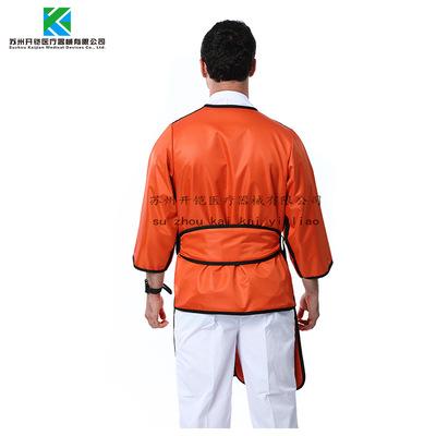 Trang phục bảo hộ Quần áo hai mặt dài tay chống bức xạ chì quần áo X-quang bảo vệ quần áo chì