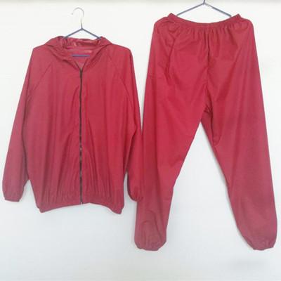 Trang phục bảo hộ Trùm đầu chống bụi phân chia quần áo bảo hộ lao động Rockwool quần áo bảo hộ sợi t