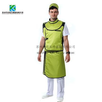 Trang phục bảo hộ Quần áo chì hai mặt không phân chia bức xạ chì Quần áo bảo vệ chì quần áo