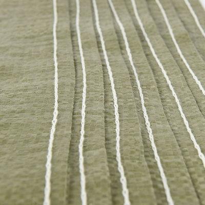 Bao dệt Túi nhựa dệt màu xám có thể được tùy chỉnh gói hậu cần túi da rắn thu gom rác vận chuyển bao