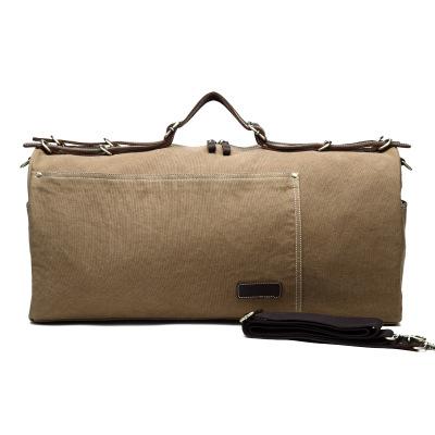 Túi xách du lịch Nhà máy bông bảy màu trực tiếp hành lý túi vải bạt vai Messenger túi xách thủy triề