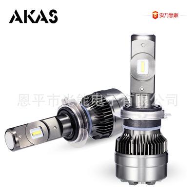Đèn xe Đèn pha LED xe mới led bóng đèn Xe đèn pha H1 H7 9005 / HB3