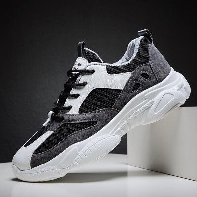 Giày lưới Giày nam mùa thu thoáng khí 2019 Giày thủy triều mới cho bé trai Giày lưới thông thường Ph