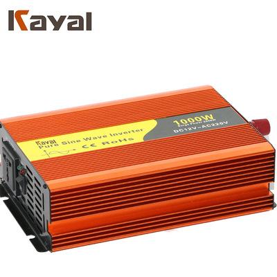 Thiết bị biến áp  Biến tần điện Keyu 1000W Biến tần nguồn năng lượng mặt trời / xe hơi Biến tần sóng