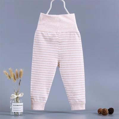 Thị trường trang phục trẻ em 19 mùa thu và mùa đông quần trẻ em Quần eo cao bốn mùa có thể được mặc