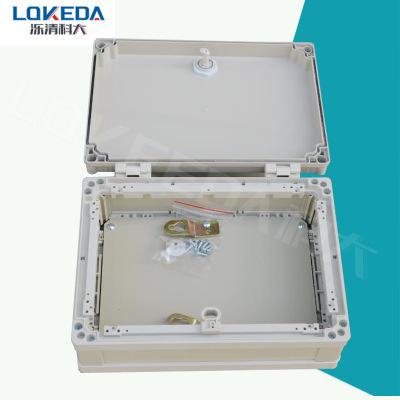 Hộp phân phối điện Hộp phân phối chống thấm ngoài trời trực tiếp có thể được tùy chỉnh PVC trong suố