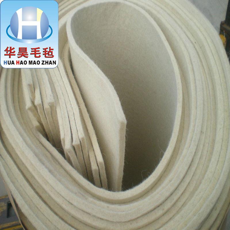 JINAN thảm lông Cung cấp tất cả các loại len nỉ len cảm thấy nhà sản xuất len cảm thấy
