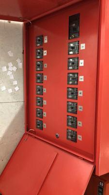 Tủ mạng cabinet Nhà máy phân phối trực tiếp hộp ggd thiết bị đóng cắt phân phối điện tần số tủ chuyể
