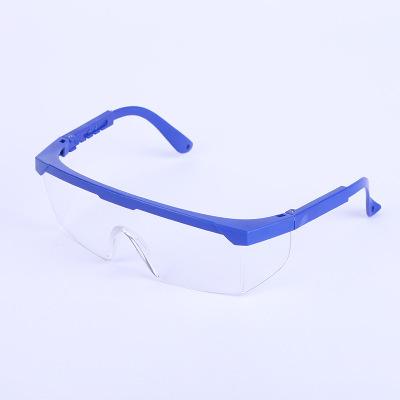 Kính bảo hộ  Nhà máy trực tiếp kéo dài chân chống sốc kính nam và nữ bảo hộ lao động thị kính phòng