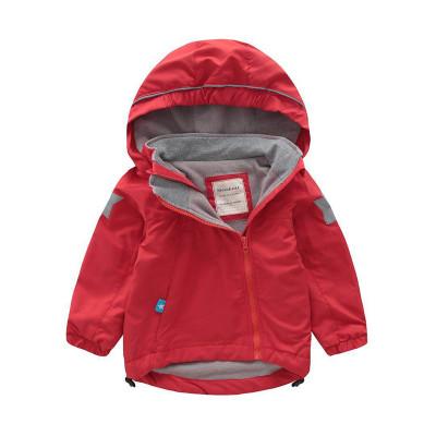 Thị trường trang phục trẻ em Quần áo bé trai 2018 cho trẻ em Áo khoác trẻ em mùa xuân và mùa thu áo
