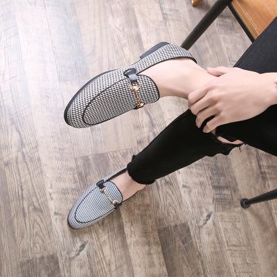 Giày mọi đế thấp Amazon chúc LAZADA lái giày một đôi giày thủy triều